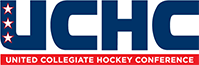 UCHC | United Collegiate Hockey Conference logo